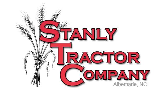 Portfolio: Stanly Tractor Logo
